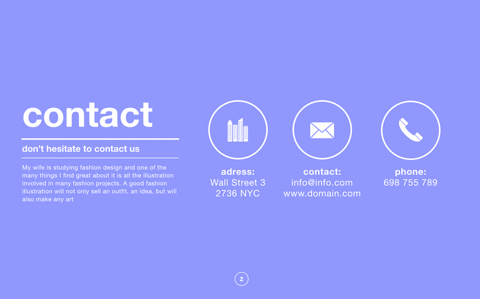 funky and bright powerpoint template � improve presentation