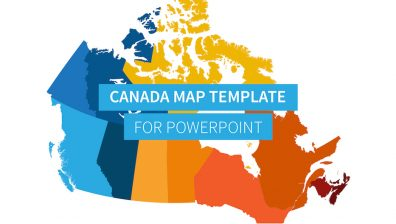 canada map for powerpoint_screen 4