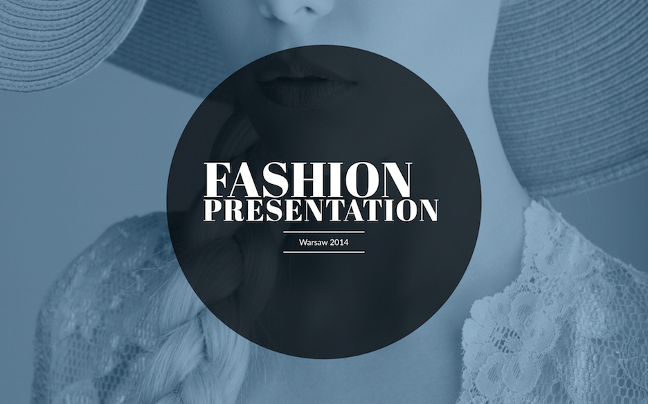 fashion-presentation-template image