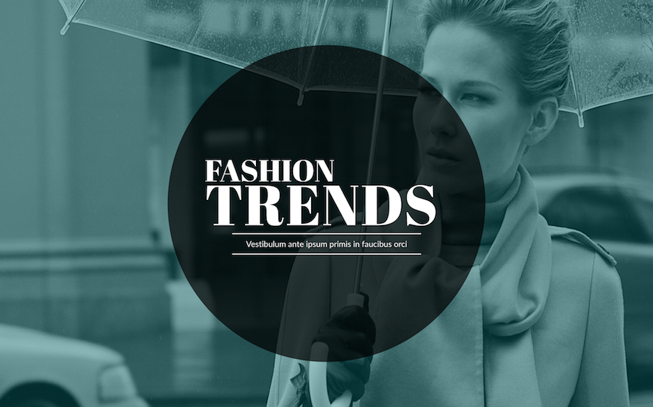 fashion-keynote-template image