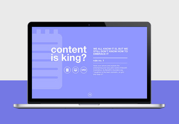 Funky and Bright  Presentation Template