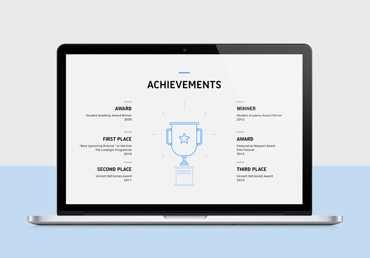 Modern Powerpoint Templates For 2018 Improve Presentation